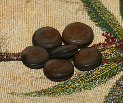 Mucuna gigantea - Seabean, Sea Bean (seeds)